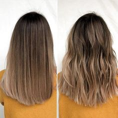72 ideas for brunette hair colors in 2019 - Edeline approx. 72 Ideen für brünette Haarfarben im Jahr 2019 – Edeline Ca. – Wir 💕 dies B… 72 ideas for brunette hair colors in 2019 – Edeline approx. – We 💕 this brunette hair color ideas in 2019 – – - Brown Hair Balayage, Hair Color Balayage, Blonde Balayage, Baylage Short Hair, Balayage Hair Brunette Straight, Medium Brown Hair With Highlights, Hair Bayalage, Honey Highlights, Color Streaks