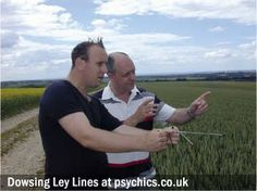 Dowsing for Ley Lines