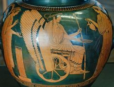 The Abduction of Persephone and The Eleusinian Mysteries