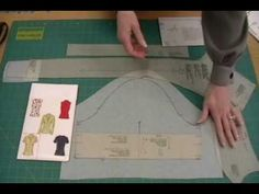 ▶ Example 1-Blouse-How to fit commercial patterns with Sure-Fit Designs - YouTube