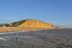 West Bay. West Dorset