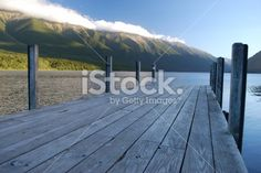 View top-quality stock photos of Jetty Lake Rotoiti Nelson Lakes National Park Nz. Find premium, high-resolution stock photography at Getty Images. Image Now, Nature Photos, Looking Up, Waterfall, National Parks, Royalty Free Stock Photos, Landscape, Lakes, Wordpress