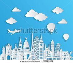 Стоковые фотографии и изображения Paper Map Italy   Shutterstock