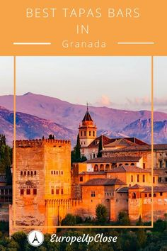Hunting Down the Best Tapas Bars in Granada - Europe Up Close - Granada Spain - Vacation in Spain - Plan your trip to Spain - Spanish Food