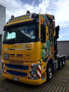 Volvo Trucks, Buses, Big, Vehicles, Car, Vehicle