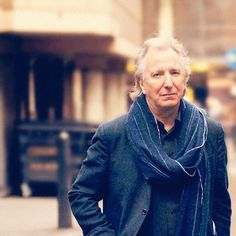 February 19, 2010 -- Alan Rickman out and about on a shopping excursion in London, England.