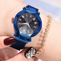 Offering A Diamond Watch To Your Cherished - Great Watches Fashion Casual, Dress Fashion, Silver Pocket Watch, Antique Watches, Sport Casual, Cool Watches, Modern Watches, Luxury Watches, Quartz Watch