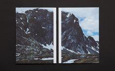 Branding by graphic design studio Bielke&Yang for Norwegian two Michelin starred restaurant Maaemo