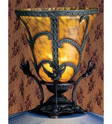 Bell Gothic Table Lamp #gothic #lamp #Bell