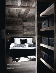 Masculine Home Decor On Pinterest Masculine Interior Man Cave And Garage