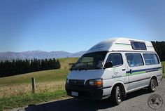 Breaking down the costs of a 15 day campervan trip through the South Island of New Zealand.