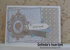 Gelinda's kaartjes: Hello sweet baby! #10
