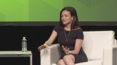 Sheryl Sandberg: How to Identify Your Culture When You're Growing--Fast
