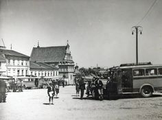 Punkt przesiadkowy Jewish History, My Kind Of Town, Poland, Street View, Urban, Architecture, Places, Photos, Historia