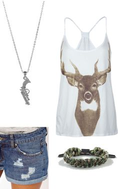 """Country girl"" by rlwhorselover ❤ liked on Polyvore"