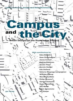 christiaanse | Campus and the City