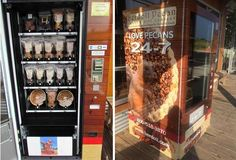 There's a Vending Machine in Texas That Sells Fresh Pecan Pies 24/7