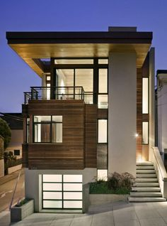 Fabulous Modern House Design Minimalist Art Wooden Style Exterior