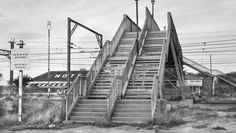South African Photographer David Goldblatt Honored by Centre Pompidou David Goldblatt, Centre Pompidou, Pedestrian Bridge, African History, Cape Town, Black And White, Image, 30 August, Pinterest Board