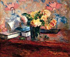 Still life, Edouard Vuillard