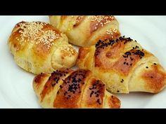 Katmer Poğaça Tarifi - Nefis Yemek Tarifleri - YouTube