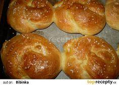 Babiččiny žemličky-housky Hamburger, Bread, Food, Brot, Essen, Baking, Burgers, Meals, Breads