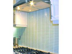 Modern Kitchen Backsplash Tile Gallery #kitchensplashbacks