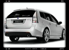 2011 Saab 9-3x SportCombi Aero XWD