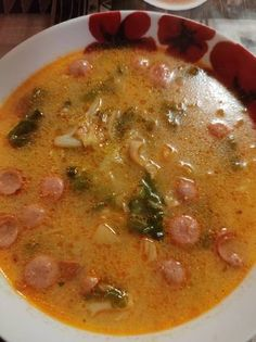 Paleo, Soup For The Soul, I Want To Eat, Frankfurt, Cheeseburger Chowder, Food And Drink, Dishes, Recipes, Cooking
