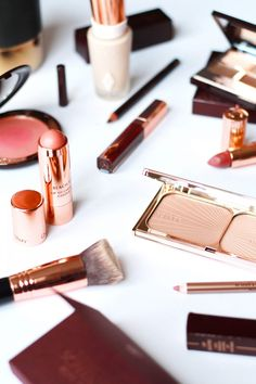 Charlotte Tilbury Makeup: The Golden Goddess
