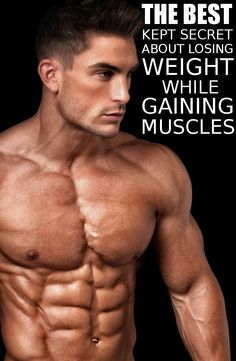 THE BEST KEPT SECRET ABOUT LOSING WEIGHT WHILE GAINING MUSCLES ~ HASS FITNESS