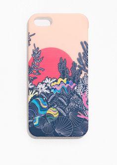 & Other Stories | Ocean Floor iPhone 5 Case