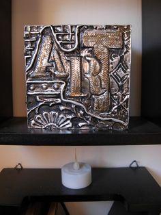 My First Metal Book  Gaye Medbury