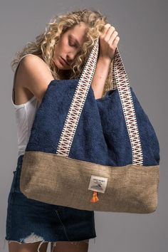 Sailor - Beach Bag