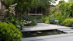 john davies landscape / hyde vale garden, greenwich