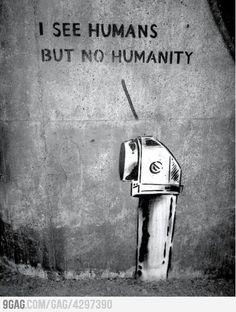 *nohumanity