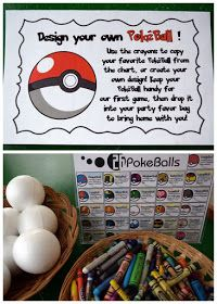 Little M&M chose Pokémon for his birthday party theme this year. Although this … Little M&M chose Pokémon for his birthday party theme this year. Although this is not something I am terribly familiar with, I still had a … Birthday Party Games, 6th Birthday Parties, 8th Birthday, Birthday Ideas, Nye Party, Sleepover Party, Luau Party, Pokemon Themed Party, Pokemon Birthday
