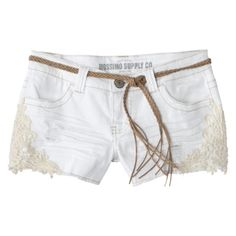 Mossimo Supply Co. Juniors Short - Assorted Colors.Opens in a new window