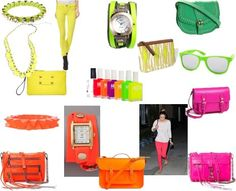 ShopStyle: Currently Craving: Neon by coleysclosetcravings