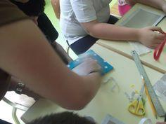 O dia 4 foi dedicado à fotografia...Workshop de fotografia e workshop de molduras em cartão e tecido...