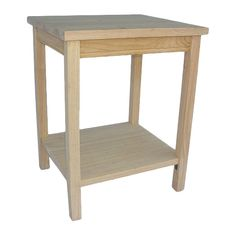 International Concepts End Table I