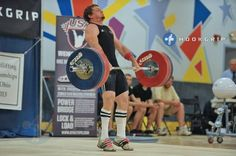 chad vaughn, weightlifting, weightlifting workouts, crossfit, crossfit workouts