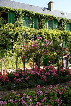 Giverny, Monets Haus und Garten (Monet's House and Garden)