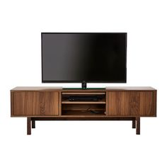 IKEA affordable mid century tv stand