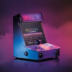 Here's a Raspberry Pi arcade cabinet for all your retrogaming needs! It runs retrocade so all the emulators can be selected from a menu - just add your Raspberry Pi! Raspberry P, Retro Arcade Machine, Arcade Buttons, Console, Borne Arcade, Gnu Linux, Mini Arcade, 8 Bits, Computers
