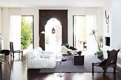 Melbourne home w Moroccan door