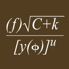 Math makes even the simplest equation complex .......