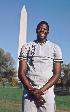 1962 Patrick Ewing was born. Basketball star from Georgetown University Patrick Ewing poses near the Washington Monument in (AP Photo/William Collins Auth) Basketball Legends, Sports Basketball, College Basketball, Duke Basketball, Basketball Players, Georgetown Basketball, Kentucky Basketball, Kentucky Wildcats, Nba Players