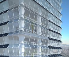 Korean Tower Boasts One of the World's Most Efficient Solar Facades | Inhabitat - Green Design, Innovation, Architecture, Green Building