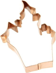 Old River Road Haunted House Shape Cookie Cutter, Copper >>> Instant discounts available  : Baking Accessories